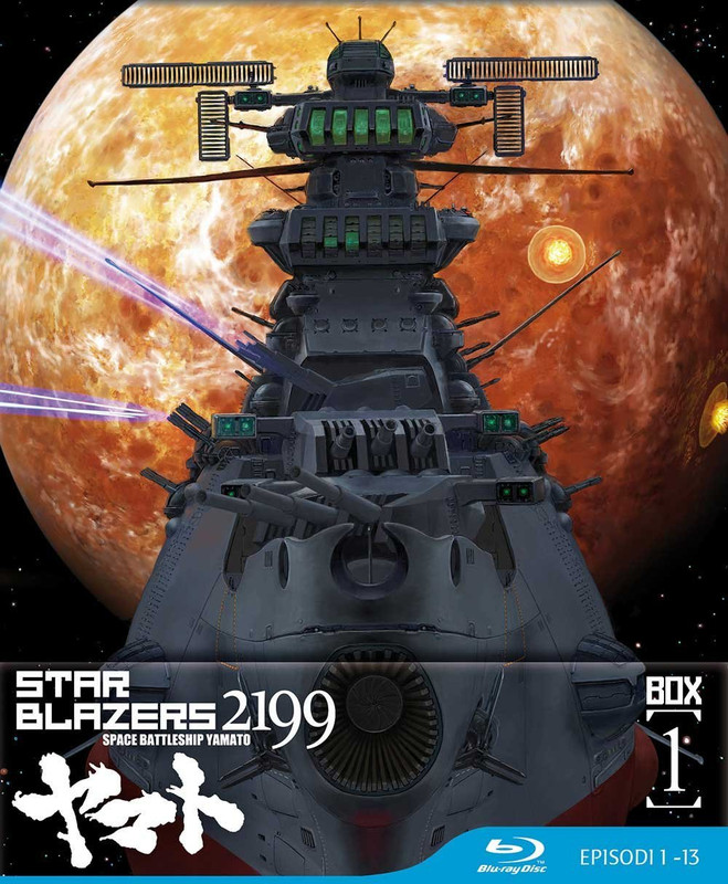 Star Blazers 2199 (2013)13 Episodi  mkv Bluray 720p AC3 DTS ITA JAP DDN..mkv